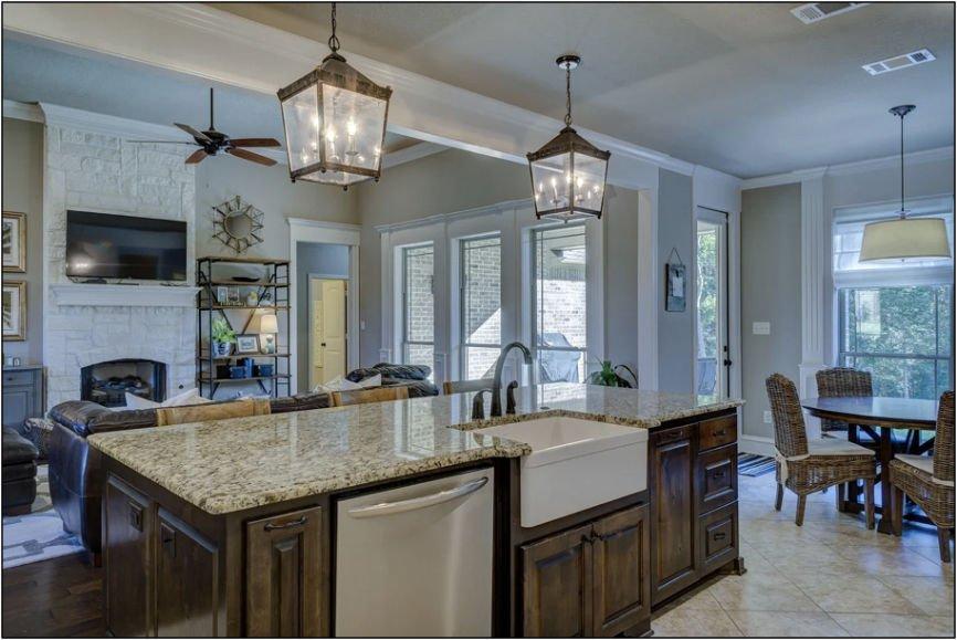 Modern Kitchen, kitchen remodeling