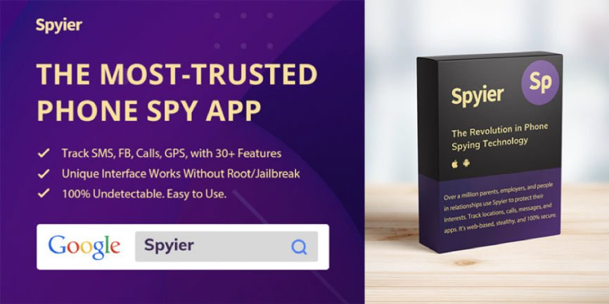 Spyier Spy App
