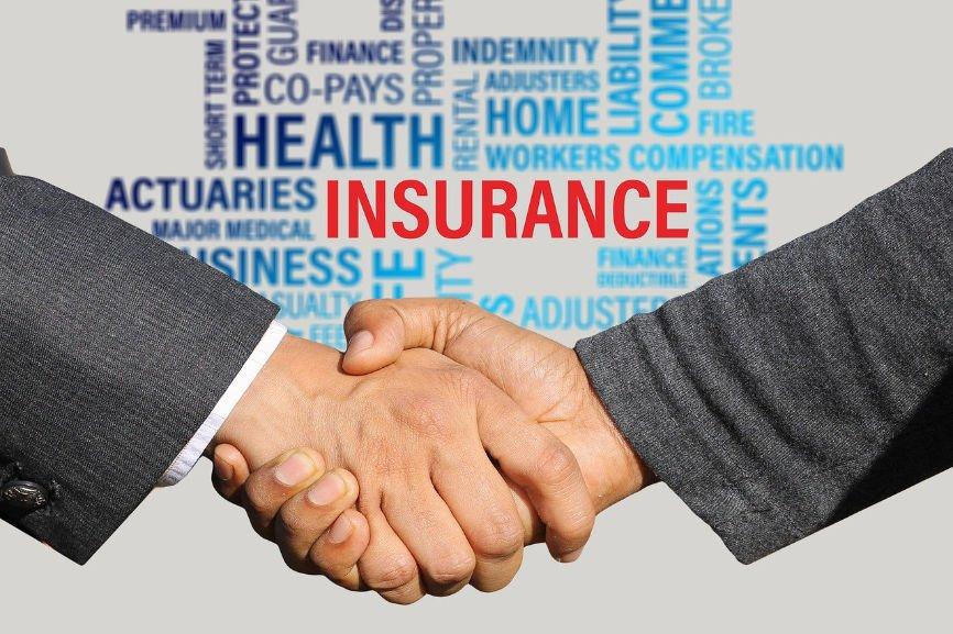 Handshake, health insurance
