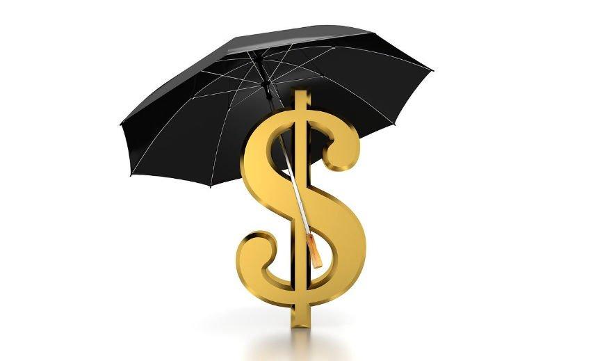 Umbrella, Dollar Sign, Insurance