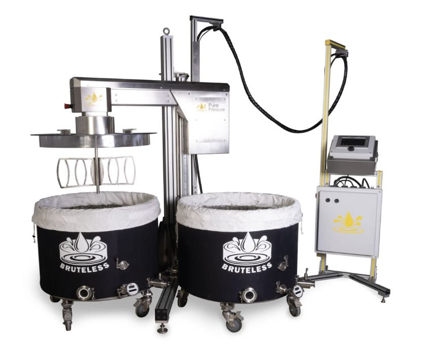 Extraction Machinery