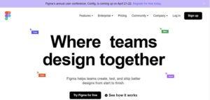 App Design Tool Figma