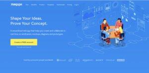 App Design Tool Moqups