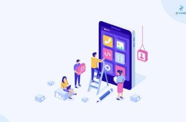 Graphic depicting App Development