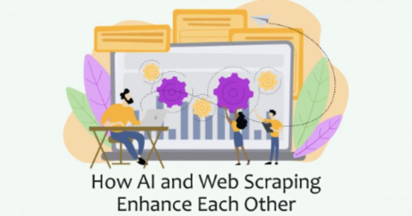 Image about AI and Web Scraping