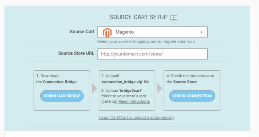 Migrate Magento to Woo Commerce