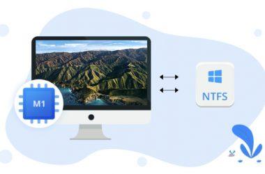 Microsoft NTFS Drive
