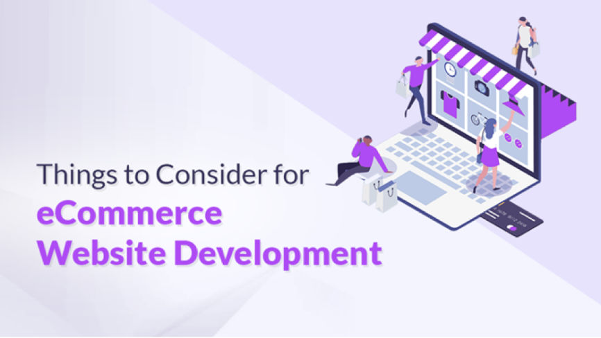 eCommence Website Development