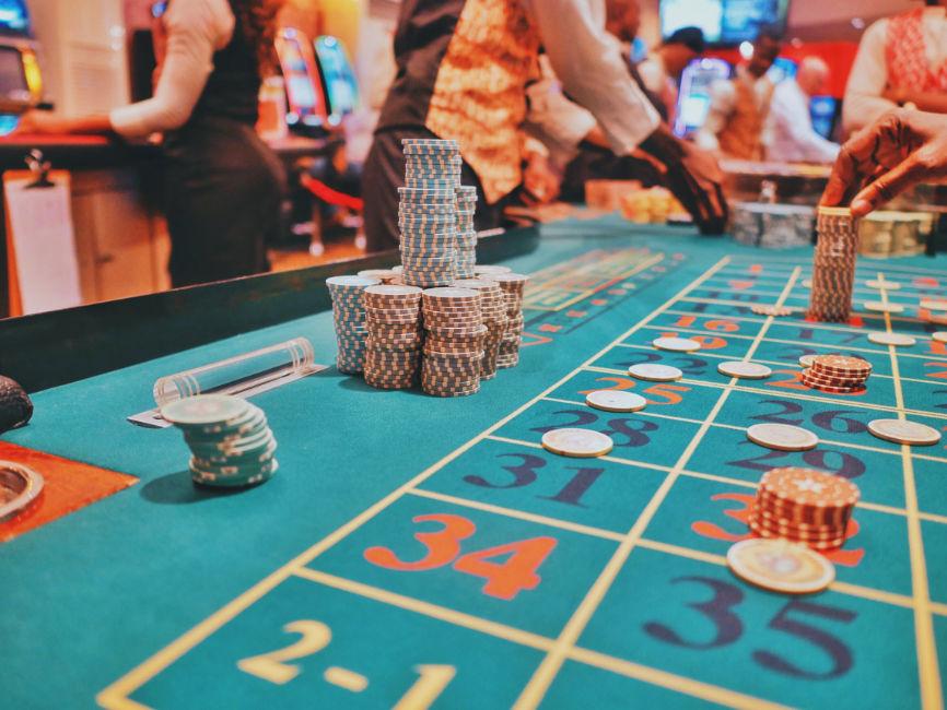 Land-based casino