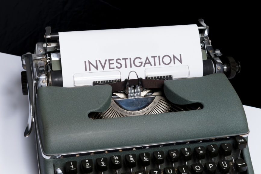 Investigations, detective agency