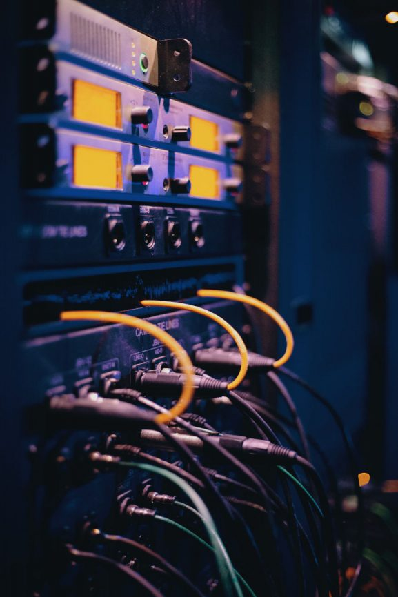 Servers managed by IT Services