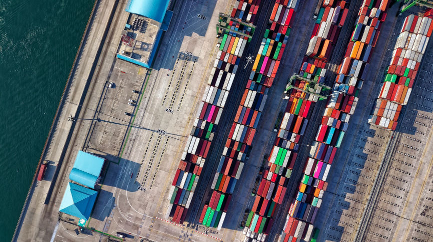 Supply chain shipping