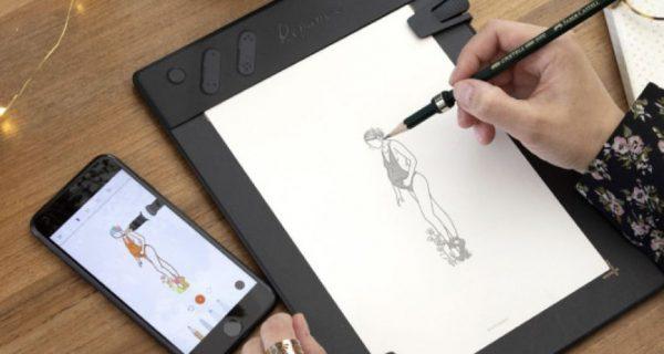 Repaper Graphic Tablet