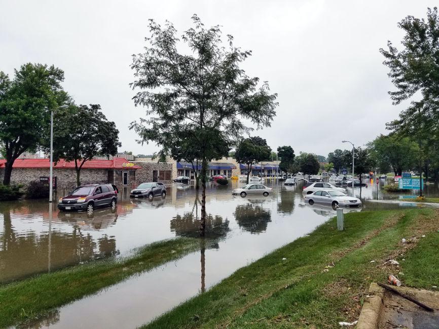 Flooding, Water Damage