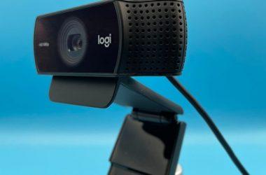 Webcams and MacBook