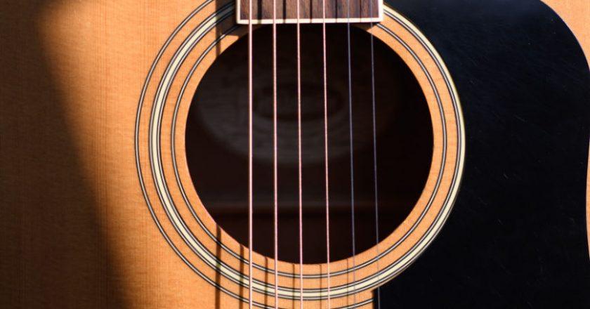 Guitar Progress
