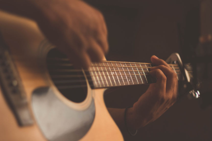 Learn to play the Guitar